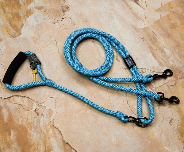 Alpine 2-Dog  Adjustable Lead